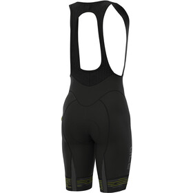Alé Cycling Graphics PRR Match Bib Shorts Herr black flou yellow